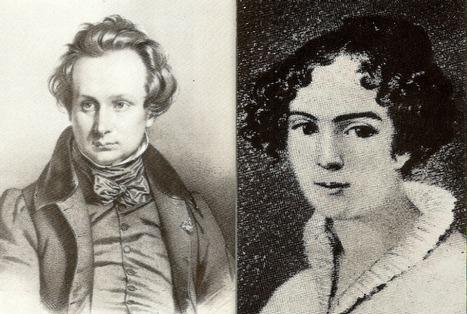"""Lettre d'amour de Victor Hugo :  """"Je l'aime, je suis prêt à tout lui sacrifier"""" - Des Lettres   ETUDE DE LA LETTRE EN 4e   Scoop.it"""