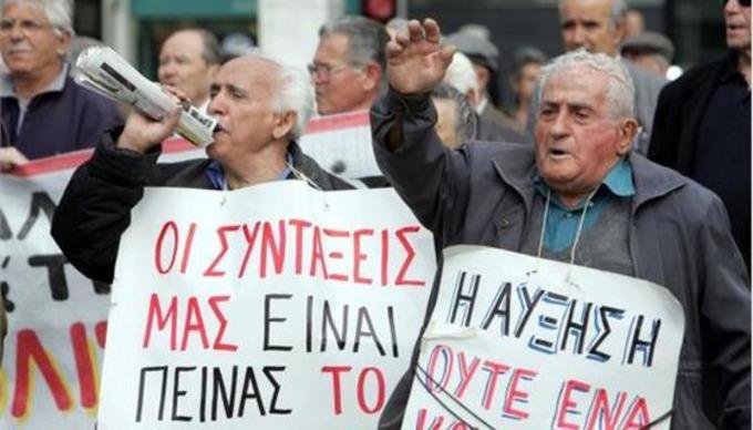 44.8% of Greek Pensioners Live Below Poverty Line | real utopias | Scoop.it