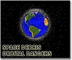 Patent for Navy small space debris tracker | More Commercial Space News | Scoop.it