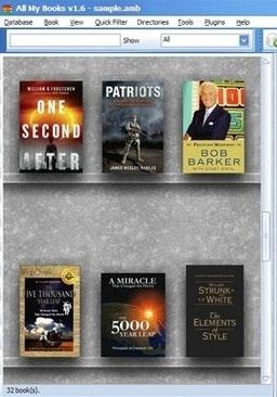 AllMyBooks: A Desktop App To Organize Your eBooks Library | EduTech Roundup | Scoop.it