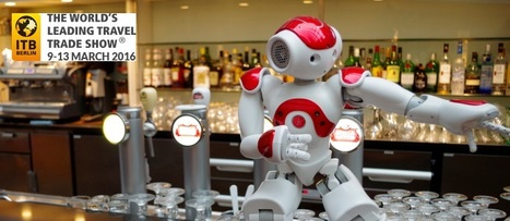 Robots in hotels will work with humans, not replace them - Tnooz | Accoglienza turistica | Scoop.it