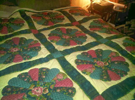 My Ancestor's Name: The Quilter Told My Story | Antiques & Vintage Collectibles | Scoop.it