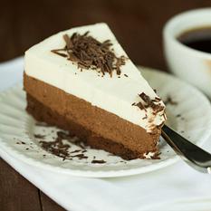Triple Chocolate Mousse Cake Recipe   Brown Eyed Baker   elkhwaga   Scoop.it