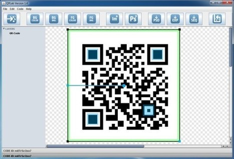 Design, Publish And Track QR Codes with QR Lab | PowerPoint Presentation | REALIDAD AUMENTADA Y ENSEÑANZA 3.0 - AUGMENTED REALITY AND TEACHING 3.0 | Scoop.it