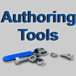 Selecting the Right Authoring Tool for E-learning Development | Designing Minds | Scoop.it