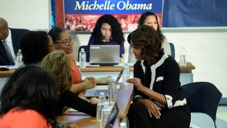 First Lady Urges Students to Apply for College Aid | Gov. & Law - Yesenia Gibson | Scoop.it