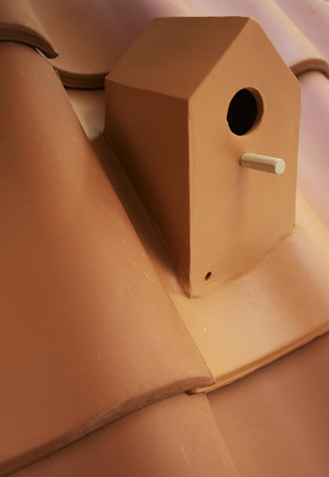 Birdhouse Roof Tiles | Urban Gardens | Unlimited Thinking For Limited Spaces | Urban Gardens | Annie Haven | Haven Brand | Scoop.it