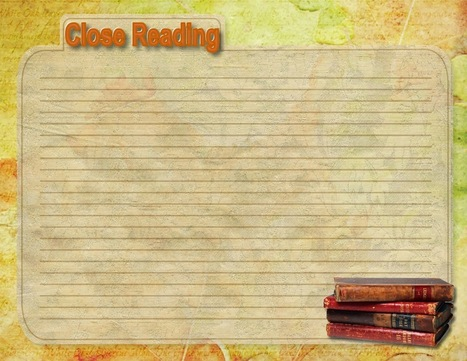 Close Reading Task Cards | Close Reading Inference | Elementary and Middle school reading | Scoop.it