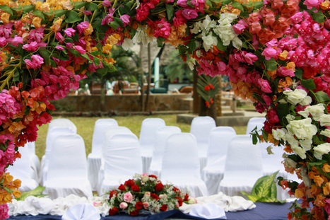 How to Use Moss in Floral Decoration for Weddings?   Online Shopping   Scoop.it
