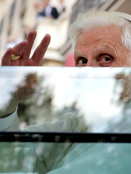 """Benoît XVI se retire """"pour le bien"""" de l'Eglise: une annonce historique   Un peu de tout et de rien ...   Scoop.it"""