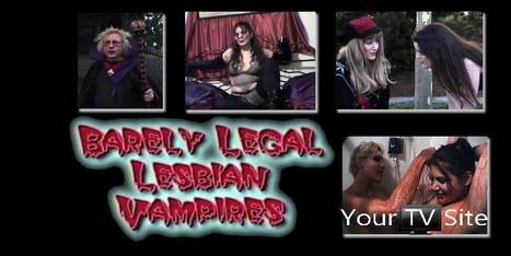 Barely Legal Lesbian Vampires: The Curse of Ed Wood « Your TV ... | Vampires | Scoop.it
