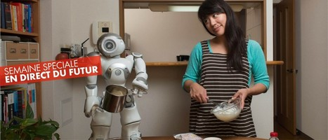 Quand la science surpasse la fiction | Une nouvelle civilisation de Robots | Scoop.it