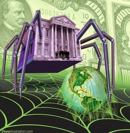 Activist Post: Central Banks Are Secretly Buying Up the World's Corporations   The Coming Collapse   Scoop.it