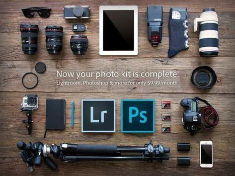 Le point sur les rumeurs du prochain Lightroom 6 d'Adobe | Phototrend.fr | Tout et rien | Scoop.it