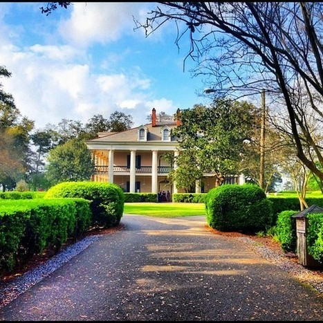 All About Oak Alley Plantation!   Oak Alley Plantation: Things to see!   Scoop.it