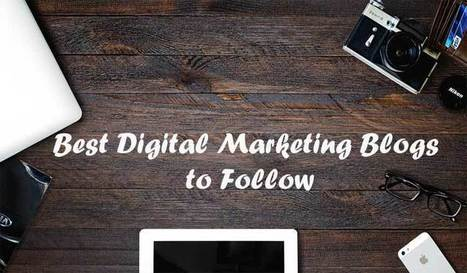 15 Best Digital Marketing Blogs to Follow in 2016 | All Things About Social Media, SEO, Content Marketing, Advertising, Business, Technology, Lifestyle. | Scoop.it