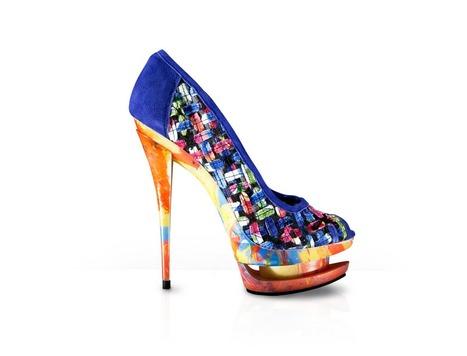 Mandoch - les baisers des etoiles: Shoes for fun   Le Marche   Scoop.it