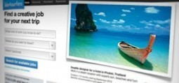 Une plateforme offre aux voyageurs créatifs des opportunités professionnelles - MonPetitBiz | Travel & NTIC | Scoop.it