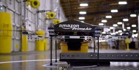Amazon réclame un couloir aérien réservé pour protéger ses drones   Future of Cloud Computing and IoT   Scoop.it