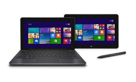 Dell Venue 11 Pro vs. Surface Pro 2: The Best Windows 8.1 Tablets for Business | bit of everything | Scoop.it