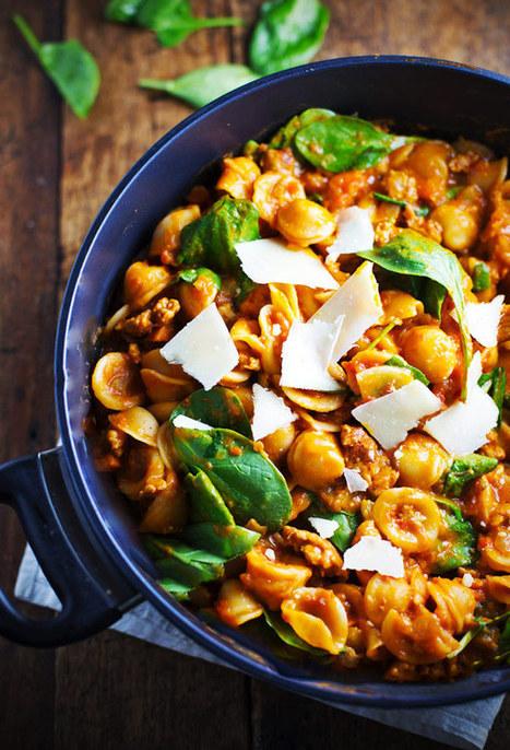 #HealthRecipe / Simple San Marzano Pasta e Fagioli | Food | Scoop.it