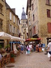 In the Footsteps of the Movies - walking in familiar locations   Walking Holidays in France   Scoop.it