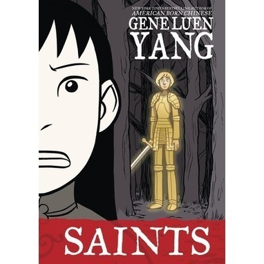 a review of Saints | Young Adult Novels | Scoop.it