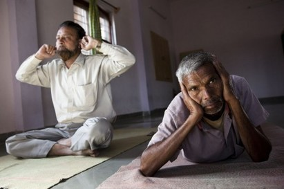 Yoga therapy :: The Bhopal Medical Appeal :: Funding free clinics for Bhopal survivors   Bhopal: the disaster that keeps on giving   Scoop.it
