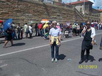 Lawrence woman honors Mandela in South Africa - Topeka Capital Journal | Volunteering Abroad | Scoop.it