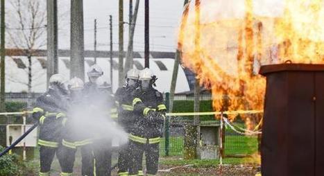 Croix : Ça gaze entre GrDF et les sapeurs-pompiers du Nord (Nord Eclair.fr, 18/11/2014) | Reseau Gaz | Scoop.it