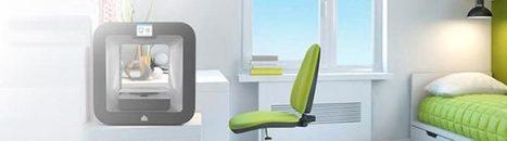 3D Systems et Hasbro imaginent l'imprimante 3D pour enfants | Les Imprimantes 3D .fr | 3D | Scoop.it