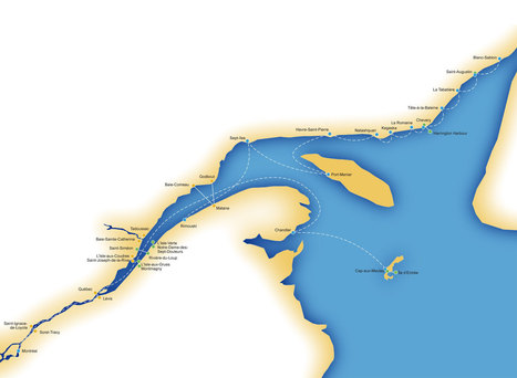 Société des traversiers du Québec | NYC Quebec Trucs utiles | Scoop.it
