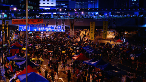 Occupy Central: Divided We Stand? | #OccupyWallstreet | Scoop.it