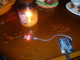Arduino Your Home & Environment: Building a IR Fire Sensor | Arduino progz | Scoop.it