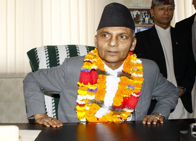 Regmi refuses to step down as Nepal's chief justice - Politics Balla | Politics Daily News | Scoop.it