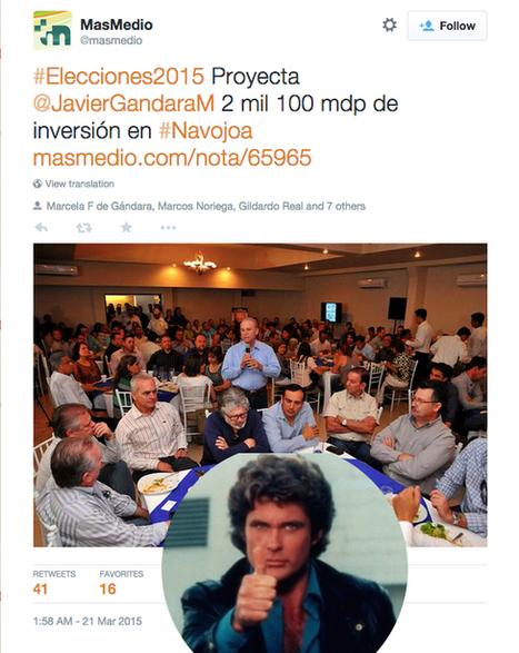 Congrats, you have an all male panel! | El tecnocuerpo y sus placeres | Scoop.it