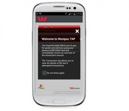 Australia : Westpac trials new SIM based NFC POS app for Android | Banking ... | Payments 2.0 | Scoop.it
