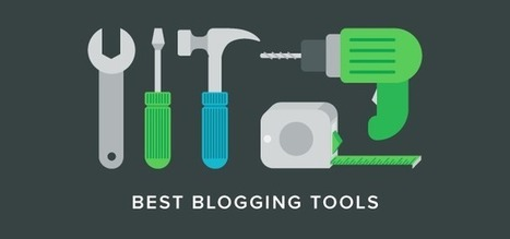 10 of the Best Blogging Tools | Sprout Social | Public Relations & Social Media Insight | Scoop.it