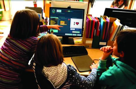 Apprendre et faire apprendre avec les technologies<br/>a&#768; l&rsquo;e&#769;cole fondamentale | Didactics &amp; Mathetics | Scoop.it