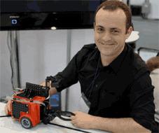 Interview de Pierre Seguin, fondateur de Pob Technology   Robots humanoides   Scoop.it