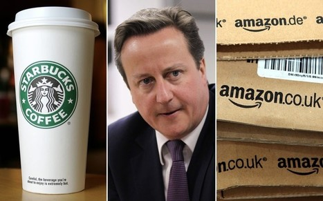 David Cameron: Tax avoiding foreign firms like Starbucks and Amazon lack 'moral scruples' - Telegraph | Accountancy for SMEs | Scoop.it