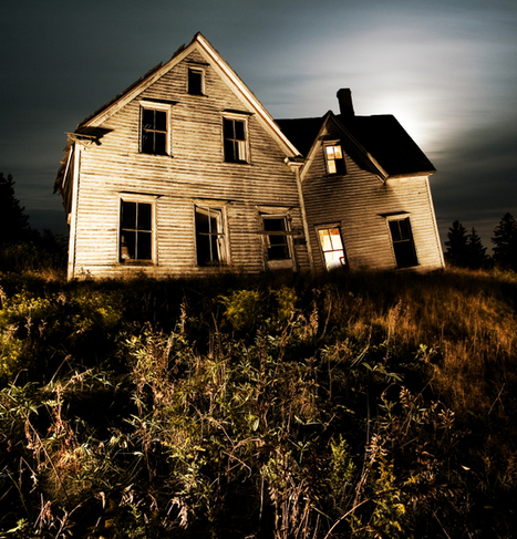 How to Sell a Haunted House : HGTV FrontDoor Real Estate   Home Staging WORKS !   Scoop.it