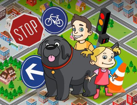 A la poursuite de Routix : un jeu d'initiation à la sécurité routière | Des jeux autorisés au CDI | Scoop.it