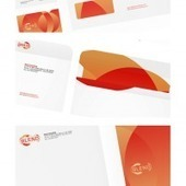 Blend logo and corporate identity design by Utopia Branding ... | timms brand design | Scoop.it