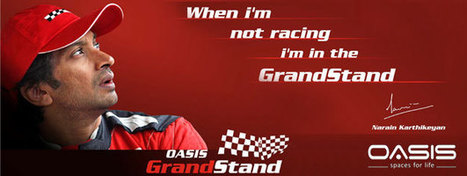Oasis Grandstand, Oasis Grand Stand Yamuna Expressway | Oasis Grandstand | Scoop.it