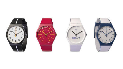 This Swatch watch will let you pay with your wrist | Wearable Tech and the Internet of Things (Iot) | Scoop.it