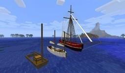 Small Boats Mod para Minecraft 1.5.2 | Minecraft | Scoop.it