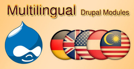 Top 5 Multilingual Modules for Drupal 7 | Drupal, developer tools and info | Scoop.it