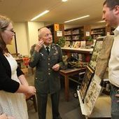 Veterans offer lessons in history at West Seneca East High School - Buffalo News | HS library | Scoop.it
