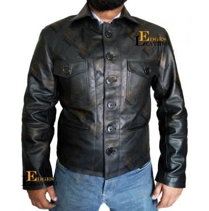 Slim Fit Button closer Sand Leather Jacket | Adidas TT10 Black Hockey Stick | Scoop.it